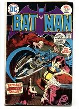 BATMAN #265 1975-DC comic-BERNI WRIGHTSON - $22.70