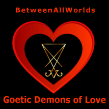xzv Spr Solomon Goetia Demons Of Love Seduce Sex Spell Appeal For Male Or Female - $159.12