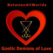 xzv Spr Solomon Goetia Demons Of Love Seduce Sex Spell Appeal For Male O... - $159.12