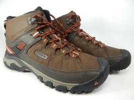 Keen Targhee EXP Mid Size 8 M (D) EU 40.5 Men's WP Trail Hiking Boots 1017718