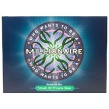 Who Wants To Be A Millionaire -- Based on the Smash Hit TV Game Show -- Pressman - $39.59