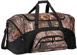 Joe's USA Realtree Xtra Camo Pattern Rugged Outdoors Duffel Bag. - $40.64
