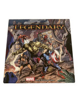 Upper Deck Legendary: A Marvel Deck Building Game Complete 100% - $47.49