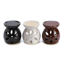 Hot Oil Warmer, Oil Warmer Candle Holder, Modern Essential Mini Oil Warm... - $15.88