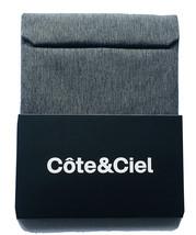 Apple iPad Mini Fabric Pouch Cover Case Gray Cote & Ciel NEW - $19.79