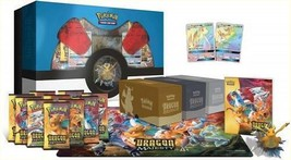Dragon Majesty Super Premium Collection Box + Elite Trainer Pokemon TCG image 2