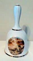 """The Official Bethlehem """"The First Christmas Eve"""" Christmas Bell 1977 - $29.40"""