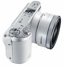 [SAMSUNG] NX500 28MPINTERCHANGEABLE LENS CAMERA WITH 16-50MM White image 7