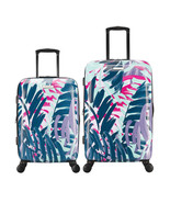 NEW American Tourister Moonlight 2-piece Hardside Spinner Luggage Set FR... - $139.99