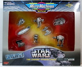 Star Wars The Empire Strikes Back Micro Machines Vehicle Collection Ltd ... - $21.95
