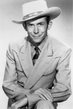 Hank Williams Country Music legend smiling in stetson 18x24 Poster - $23.99