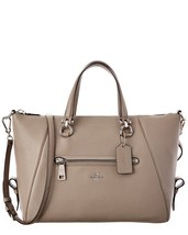 NWT ORIG FACTORY PACKAGING COACH PRIMROSE LEATH... - $216.72