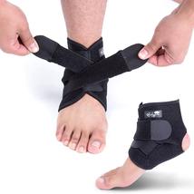 Ankle Support Brace Breathable Neoprene Sleeve Adjustable Wrap  retains ... - $14.01