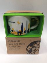 Starbucks You Are Here Collection New York Ornament - $53.67