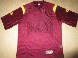 NCAA Arizona State Sun Devils Nike Unisex Youth Medium Blank Football Je... - $22.43