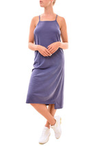 Sundry Women's NBW Authentic Racerback Midi Dress Ink Size US 1 RRP $105... - $73.25