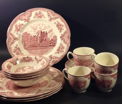 Johnson Brothers Old Britain Castles 16 pcs Din... - $67.82