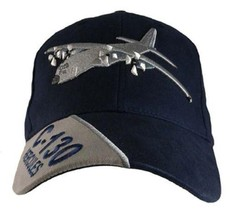 U.S.A.F. U.S. Air Force C-130 Military Hat Baseball Cap - $31.99