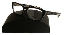 Prada Women's Gray Tortoise Glasses 5418 with case VPR 18O ROK-1O1 54mm - $209.99