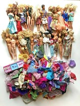 Vintage Barbie and Barbie Clothes Accessories Huge Lot 11 pounds - $289.99