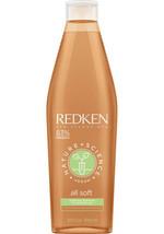 Redken Nature + Science All Soft Shampoo 10.1oz - $28.66