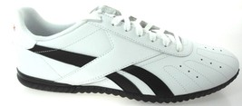 Reebok Heritage Volley J99004 Men's WHITE/BLACK Casual Shoes Size 11.5 - $46.79