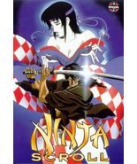 Ninja Scroll [Animated movie] DVD - $7.96