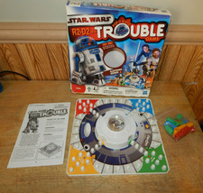 Talking R2-D2 Star Wars Trouble Popomatic Game Makes Noises 2-4 Players ... - $19.58