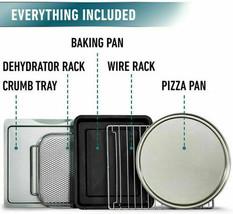 Calphalon Quartz Heat Countertop Oven, Stainless Steel, TSCLTRDG1 NIOB image 2