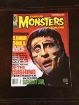 Famous Monsters of Filmland 204 Peter Cushing Remembered Supernatural Ne... - $18.57