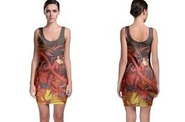 Bodycon Dress Super Saian Goku - $22.99+