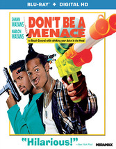 Dont Be A Menace To South Central While Drinking Your Juice In Hood(Blu Ray