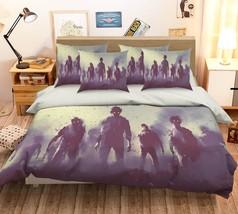 3D Conflict 1026 Bed Pillowcases Quilt Duvet Single Queen King US Summer - $102.84+