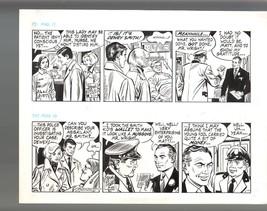 Winnie Winkle Original Double Daily Comic Strip Art 3/17 & 3/18 1989 Fra... - $31.53
