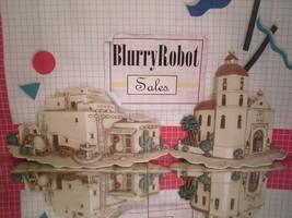 Southwestern Pueblo & Adobe Mission Burwood 3391 Decor Wall Plaques - $7.20