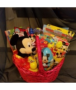 Mickey Mouse Gift Basket  - $50.00