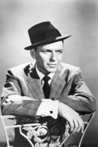 Frank Sinatra Iconic Pose In Hat 18x24 Poster - $23.99