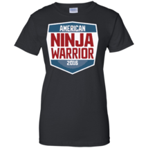 American Ninja Warrior 2016 Women T-Shirt - $11.95+