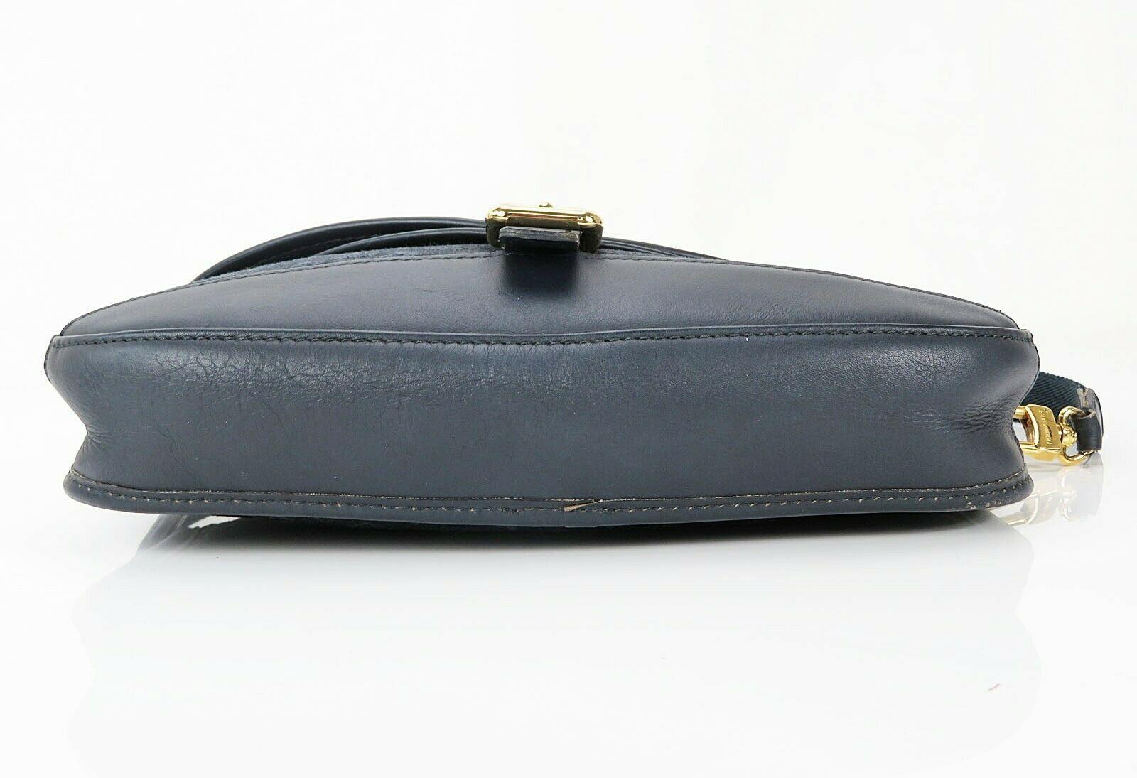 Authentic LOUIS VUITTON Marjorie Blue Monogram Mini Lin Shoulder Bag #34709 image 5