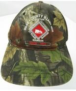 Quad County Ready Mix Since 1952 Camo Snapback Adult Cap Hat - $12.86