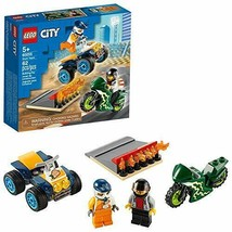 LEGO City Stunt Team 60255 Bike Toy, Cool Building Set for Kids, New 202... - $19.06