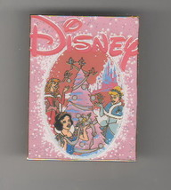 Aurora Cinderella Snow White Authentic Disney Catalog Cover Art Pin - $17.99