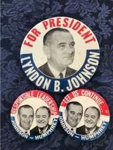 Lot of 18 Political Buttons Pinback Nixon Johnson Obama Carter Dole Bush Agnew image 2