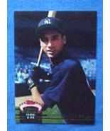1993 Topps Stadium Club Murphy #117 Derek Jeter [New York Yankees] Rooki... - $3.75
