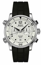 Mido M0059141703000 Multifort Mens Watch - Silver Dial Stainless Steel Case - $2,023.00