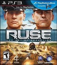 Ruse - Playstation 3 [PlayStation 3] - $4.74