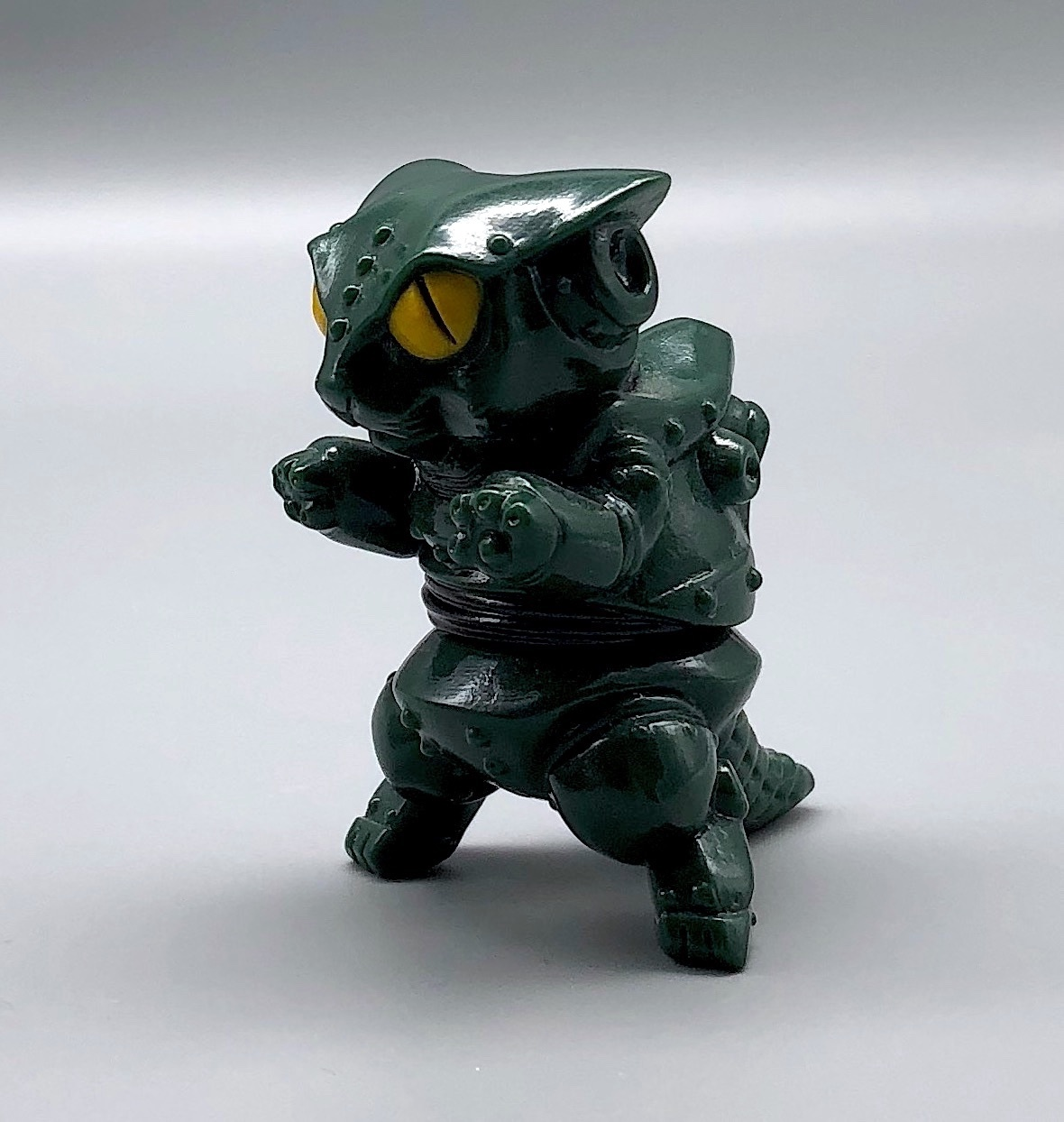 Max Toy Dark Green Mini Mecha Nekoron