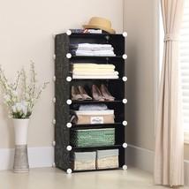 Finnhomy DIY 6 Cube Organizer Shoe0s Storage Cabinet Bookcase Storage Or... - $28.41