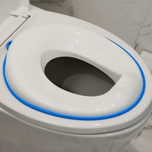 Kids Potty Training Toilet Seat Trainer Ring Infant Baby Toddler Boys Gi... - $10.60