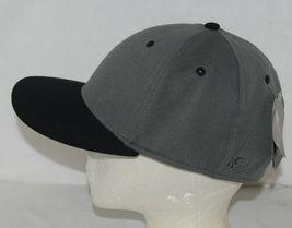 OC Sports TGS1930X Proflex  Flat Visor Cap Dark Grey Black image 3